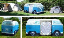 VW Bus Zelt /