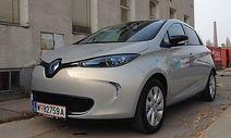 Renault Zoe / Bild: Franz J. Sauer