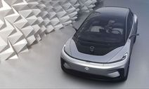 Der Faraday Future FF91 / Bild: © FARADAY FUTURE