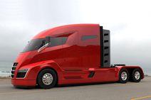 Nikola-One-Truck / Bild: kk