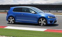 Der neue Volkswagen Golf R /