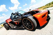 KTM X-Bow GT / Bild: (c) Stockwerk Racing Team 2012