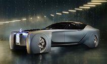 So könnte der Rolls-Royce 2040 aussehen - (c) Rolls-Royce / Bild: Rolls-Royce