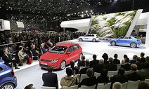 Volkswagen Pressekonferenz am 04032014 Automobilsalon Genf /