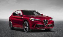 Der Alfa Romeo Stelvio  / Bild: © ALFA ROMEO