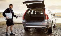 In-Car Delivery Service / Bild: Volvo