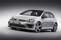 Die neue Volkswagen Studie Golf R 400 /