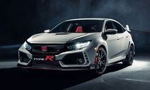 Der neue Honda Civic Type R / Bild: HONDA