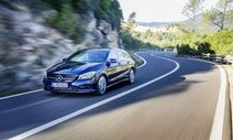 Mercedes CLA Shooting Brake / Bild: DAIMLER AG