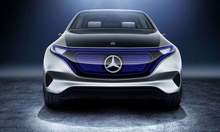 Die Mercedes-Studie Generation EQ © DAIMLER / Bild: © DAIMLER
