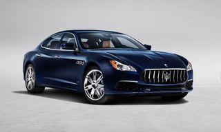 Maserati Quattroporte - (c) Maserati / Bild: Maserati Quattroporte - (c) Maserati