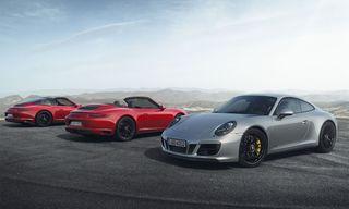 Porsche 911 GTS / Bild: PORSCHE
