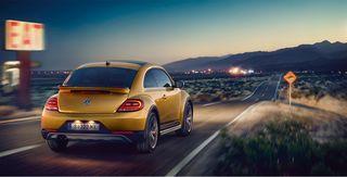 VW Beetle Dune - vom Strand auf die Straße - (c) Volkswagen / Bild: Volkswagen