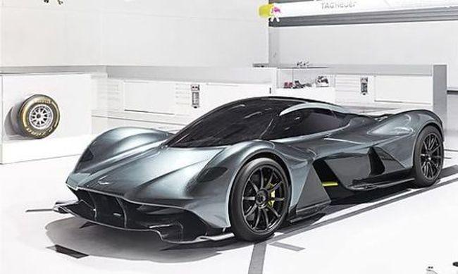 Nur 150 Stück des Aston Martin werden gebaut / Bild: (c) Aston Martin