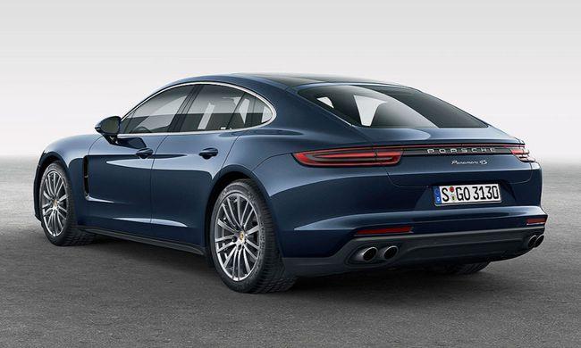 Porsche Panmera / Bild: Porsche