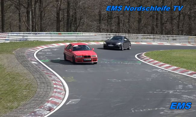 Drifts am Nürburgring / Bild: youtube