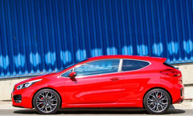 Kia pro cee'd GT / Bild: Gregor Josel