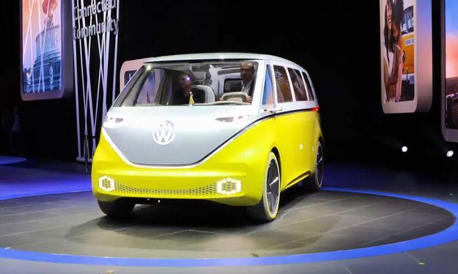 Ikone mit Elektroantrieb / Bild: VW