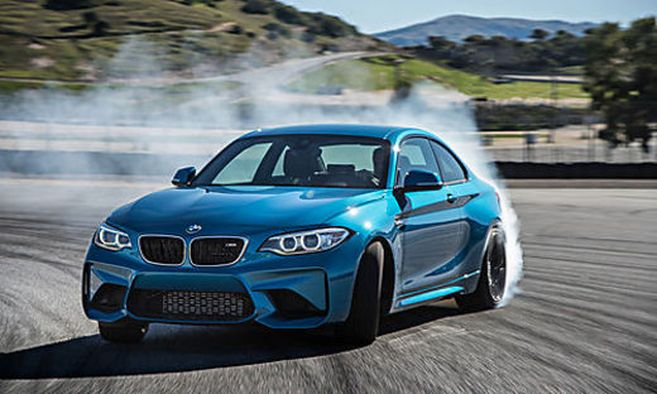 Junger Wilder. Mit Kraft gefüllt, ist der M2 die Essenz der Marke BMW / Bild: Foto © BMW