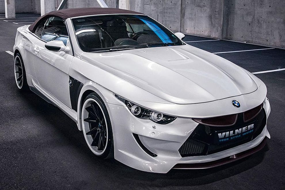 Bmw M6 Cabrio Stormtrooper 171 Autonet At